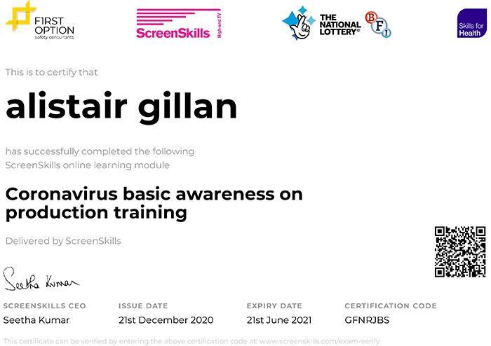 coronavirus-basic-awareness-on-production-training-alistair-gillan